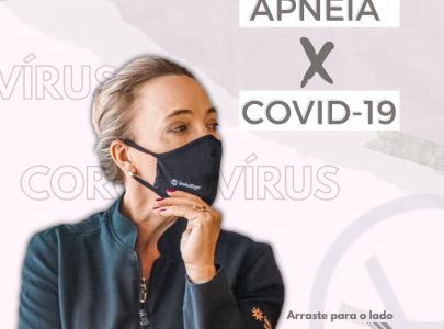Apneia x Covid-19