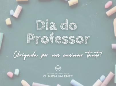 Dia do Professor!